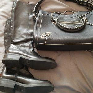 🌻 J Crew Vintage Boots EUC